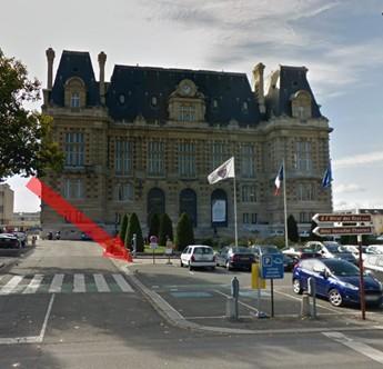Cv accueil mairie